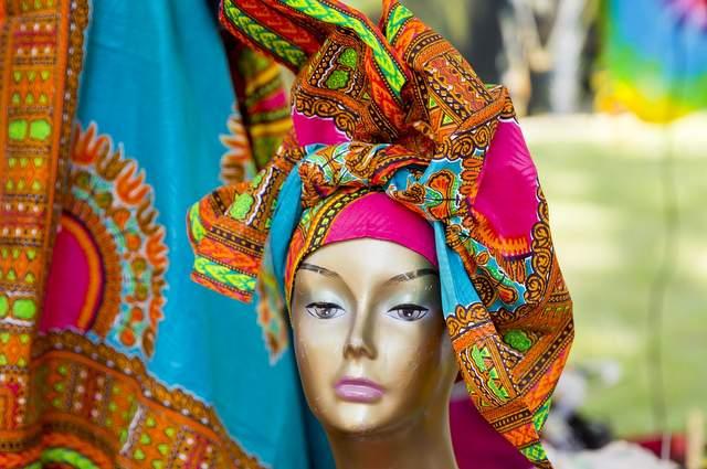 Stile africano nell'abbigliamento