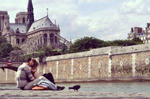 Weekend romantico a Parigi
