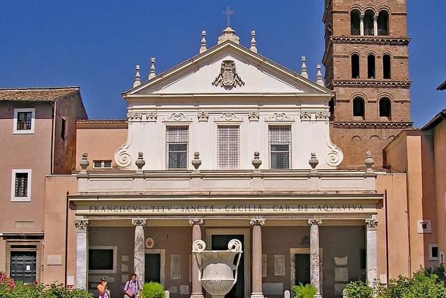 Chiesa Santa Cecilia in Trastevere
